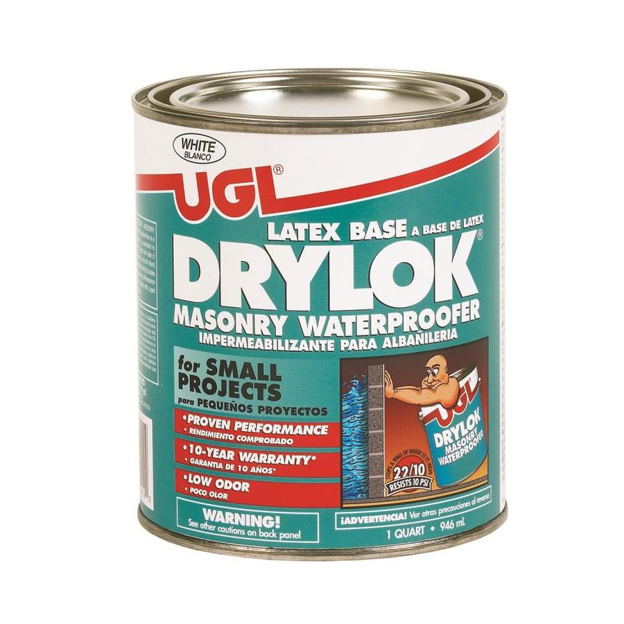 UGL DRYLOK Latex Masonry White Waterproofer