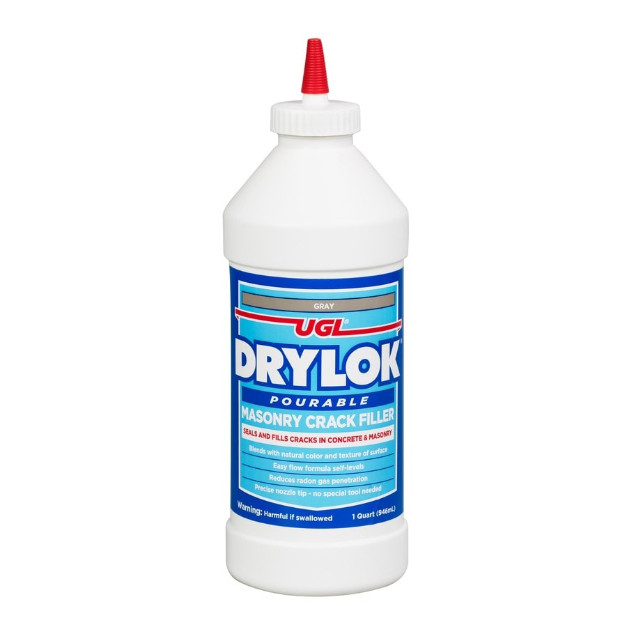 Drylok masonry crack filler reviews