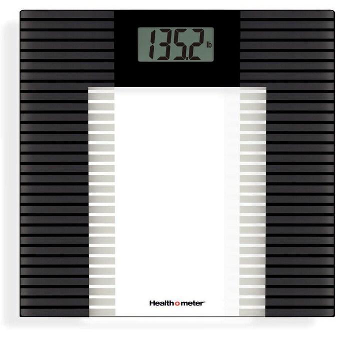 Health O Meter 400 Lbs Digital Clear