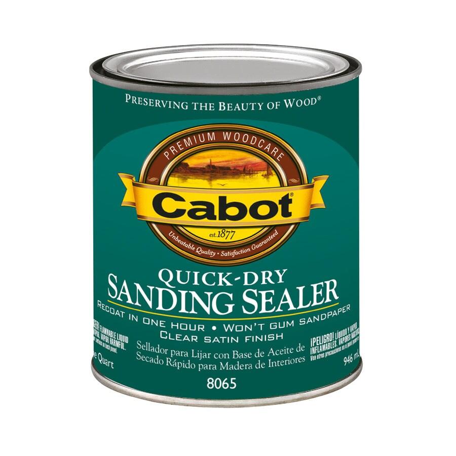 Cabot Oil-Based 32-fl oz Sanding Sealer