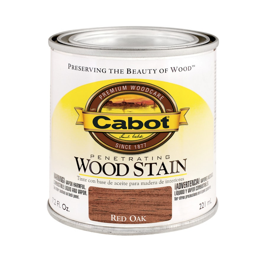 Cabot 8-oz Red Oak Oil Wood Stain