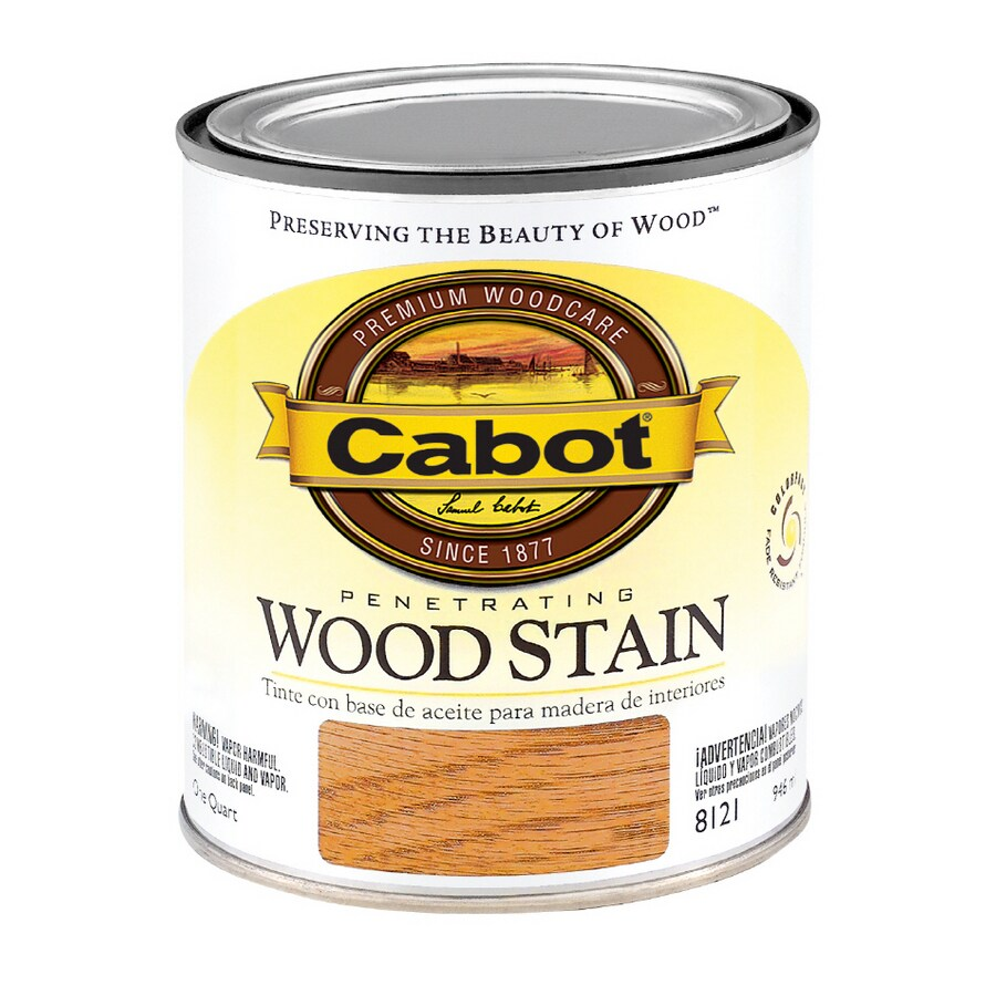 Cabot 1-Quart Gunstock Oil Wood Stain