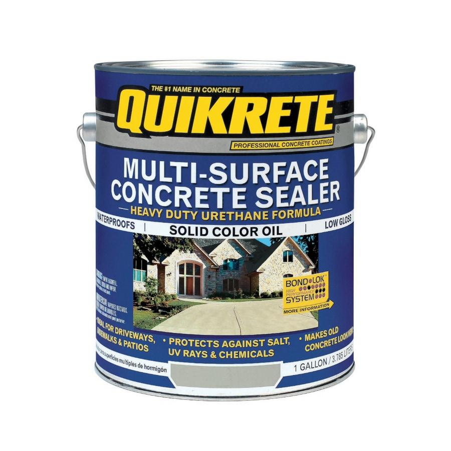 QUIKRETE Gallon Multi-Surface Concrete Sealer