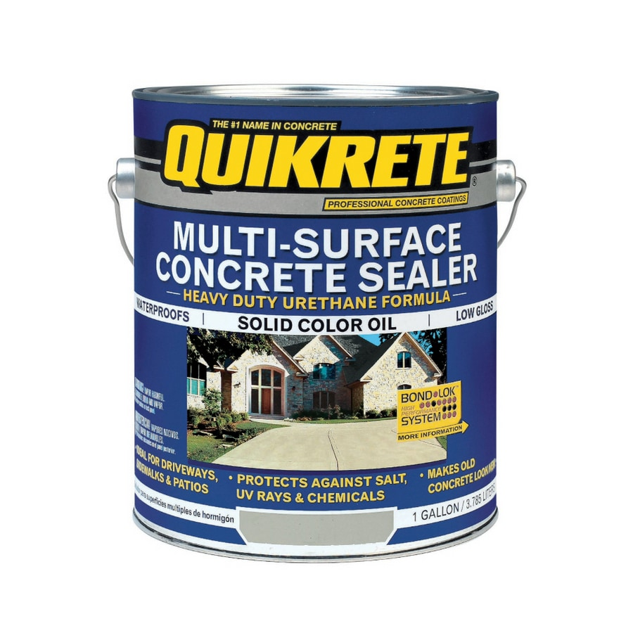 QUIKRETE Gallon Multi-Surface Concrete Sealer