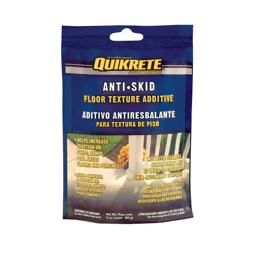 QUIKRETE 3 Oz. Anti Skid Additive