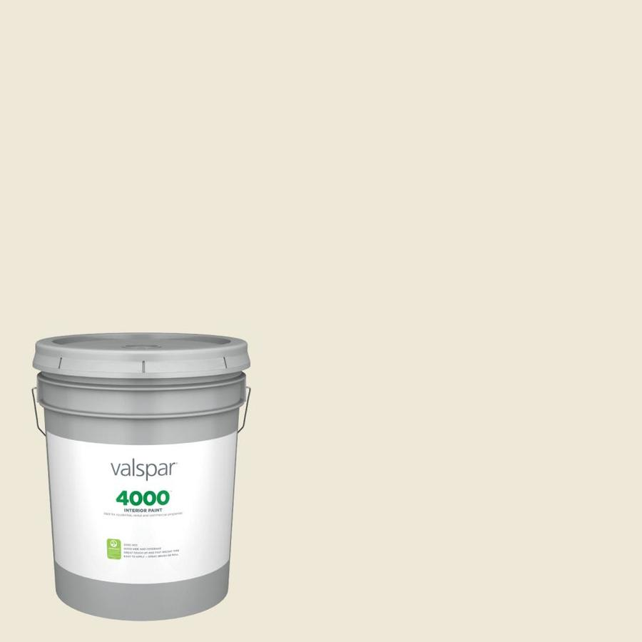 Valspar 4000 Semi Gloss Summer Linen 3005 10c Interior Paint 5 Gallon In The Interior Paint Department At Lowes Com
