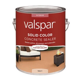 Shop concrete coatings at for Lowes exterior stain and sealer