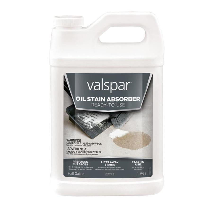 Valspar Exterior Concrete Cleaner (Actual Net Contents: 64-fl oz)