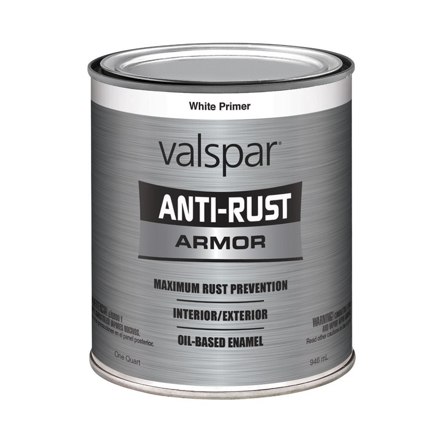 Valspar Anti-Rust Interior Oil Primer (Actual Net Contents: 32-fl oz)