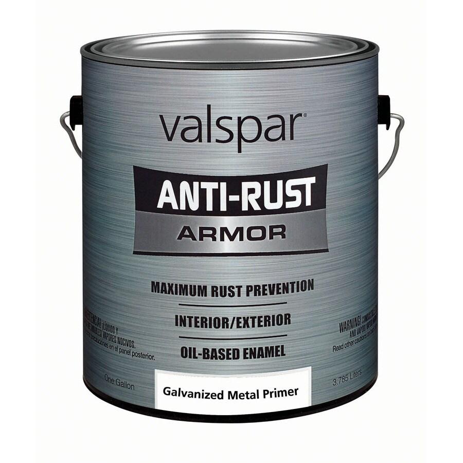 Valspar Anti-Rust Interior Latex Primer (Actual Net Contents: 128-fl oz)