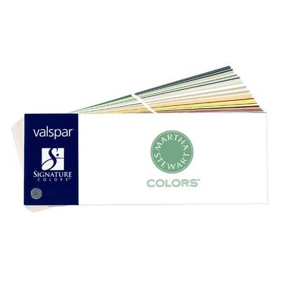 Valspar Signature Colors Martha Paint Deck At