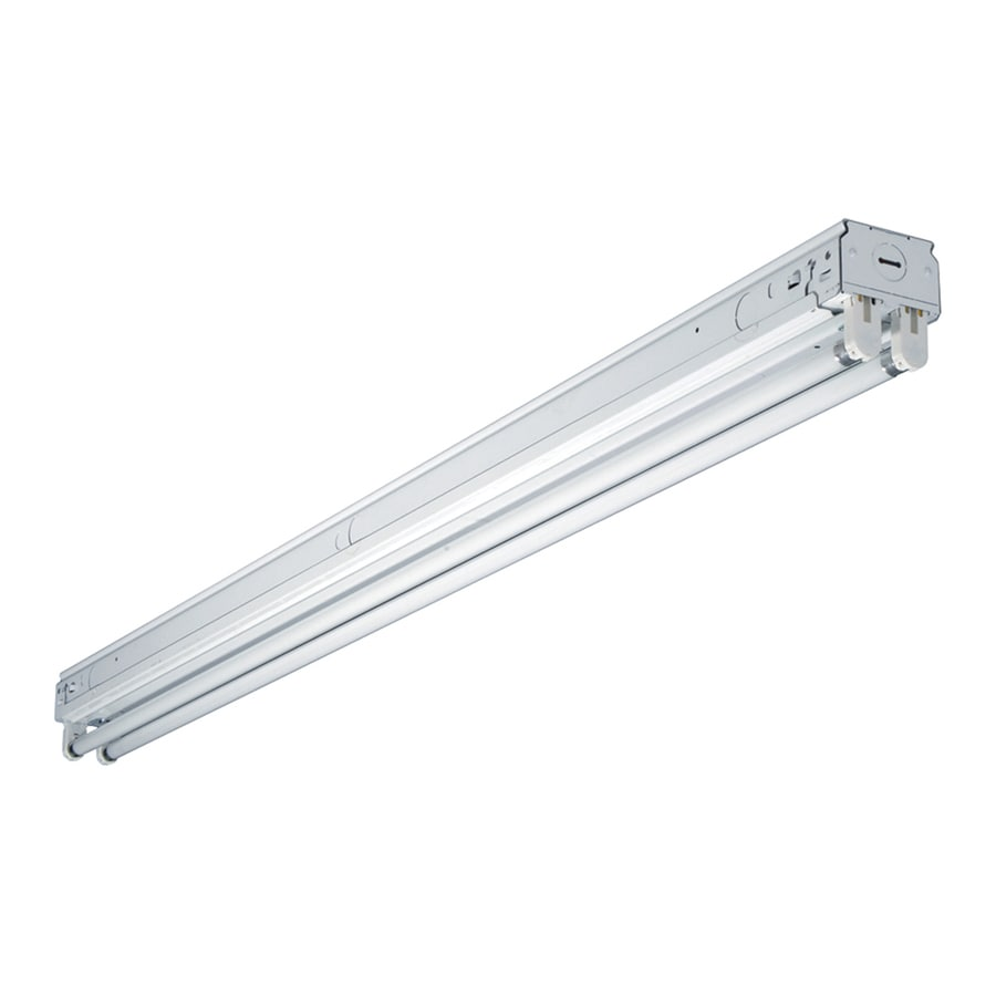 Metalux SNF Series Strip Shop Light (Common: 2-ft; Actual: 2.75-in x 24-in)