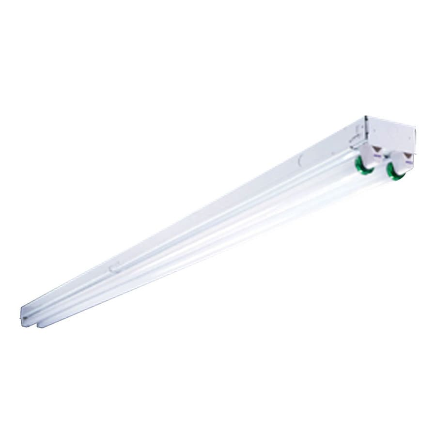 Metalux SNF Series Strip Shop Light (Common: 8-ft; Actual: 4.25-in x 96-in)