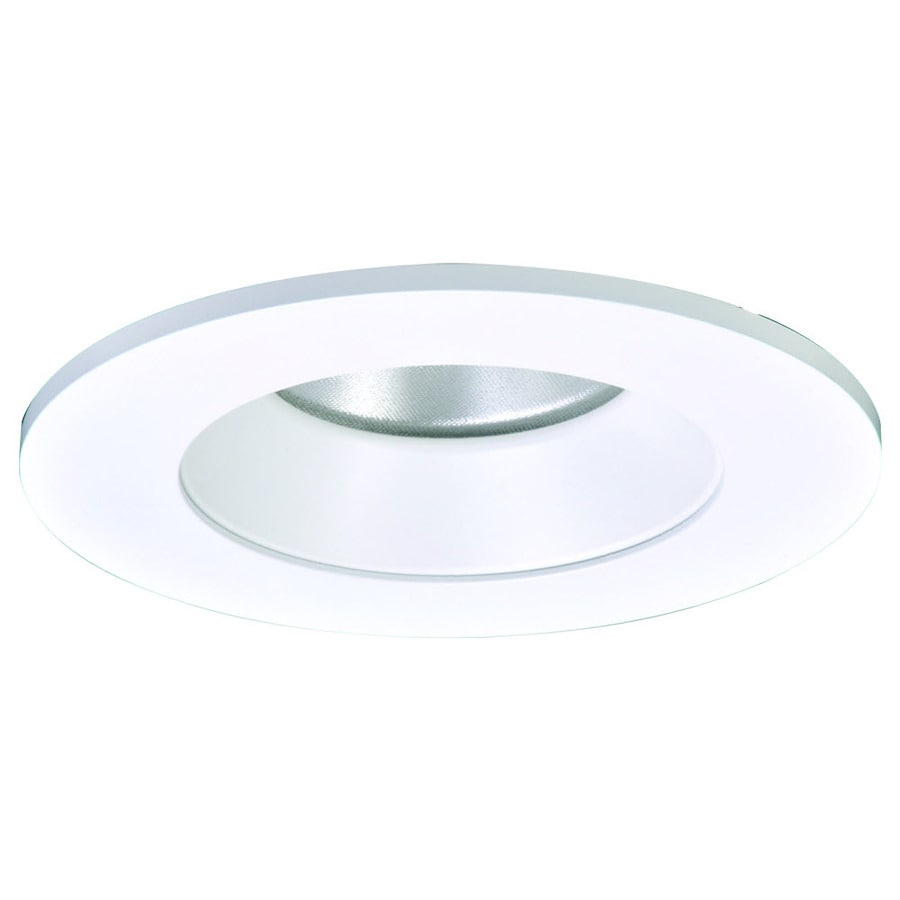 Shop cooper lighting led trim 4 in white baffle recessed lighting cooper lighting led trim 4 in white baffle recessed lighting trim mozeypictures Images