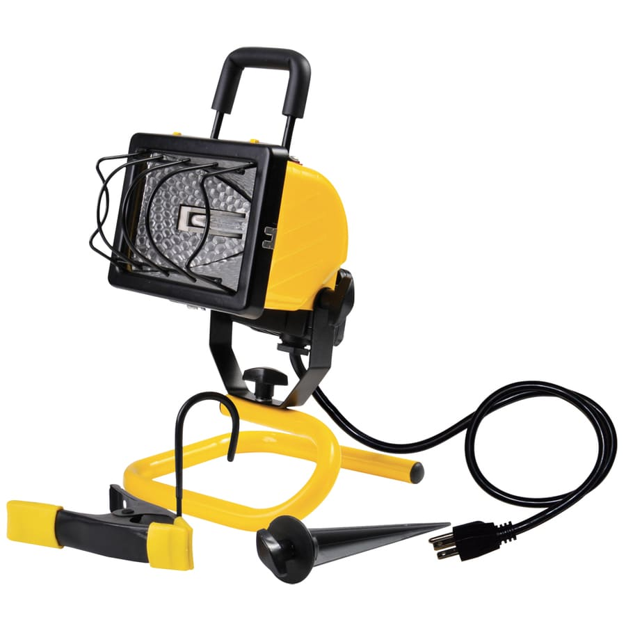 Utilitech 1-Light 250-Watt Halogen Portable Work Light