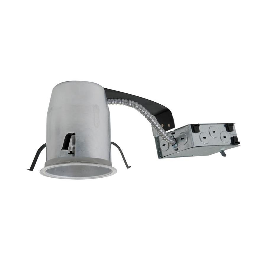 Halo Remodel Airtight IC LED Recessed Light Housing (Common: 4-in; Actual: 4.75-in)