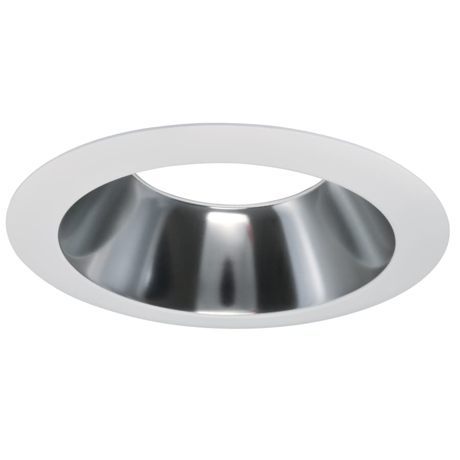 Quantus Recessed Lighting Kit : Halo commercial led downlight kit component white