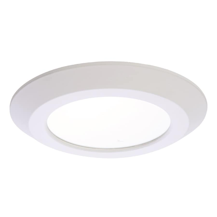 Shop Halo 65 Watt Equivalent White Dimmable LED Recessed Retrofit Downlight