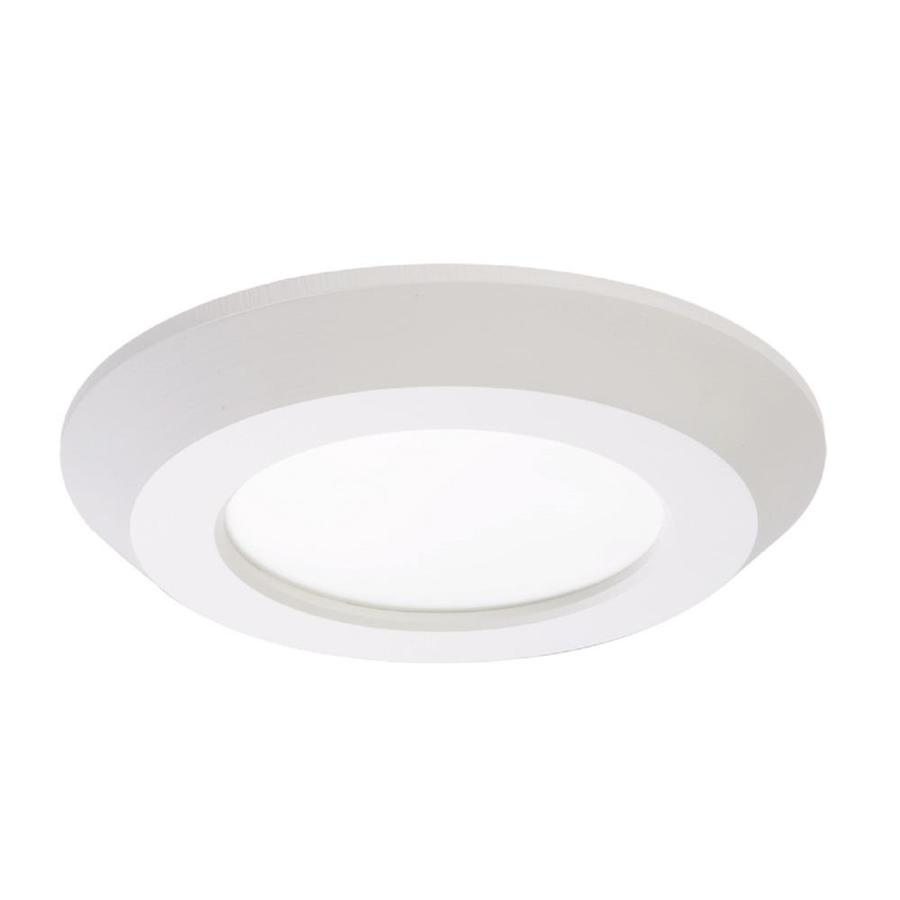 Halo 60-Watt Equivalent White Dimmable LED Recessed Retrofit Downlight (Fits Housing Diameter: 4-in)