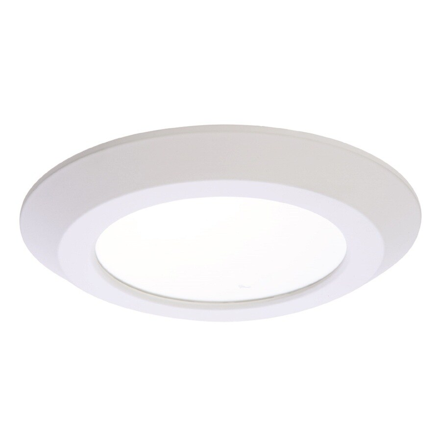 Halo 60-Watt Equivalent White Dimmable LED Recessed Retrofit Downlight (Fits Housing Diameter: 6-in)
