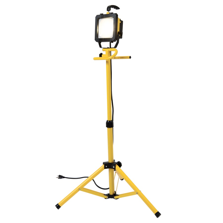 Industrial Light Stands: All-Pro LED Stand Work Light At Lowes.com