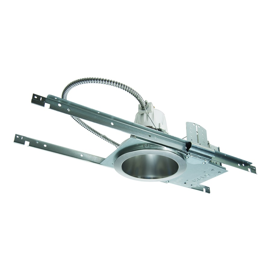 Halo Commercial New Construction Non-IC LED Recessed Light Housing (Common: 6-in; Actual: 7.75-in)
