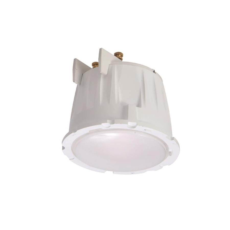 ce03e178a4a Halo Commercial PDM6A Equivalent White Dimmable LED Recessed Retrofit  Downlight (Fits Housing Diameter  6