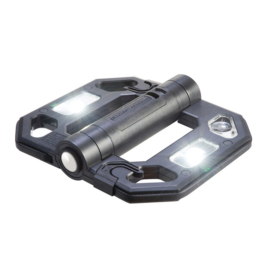 Might-D-Light 250-Lumen LED Freestanding Rechargeable Battery Flashlight (Battery Included)