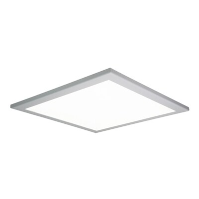 Metalux Flat panel LED Troffer (Actual: 24-in x 24-in x 1-in