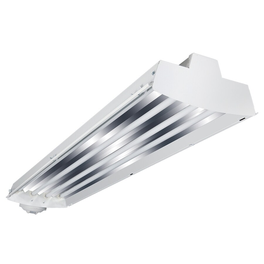 Metalux I8 Series Low Bay Shop Light (Common: 4-ft; Actual