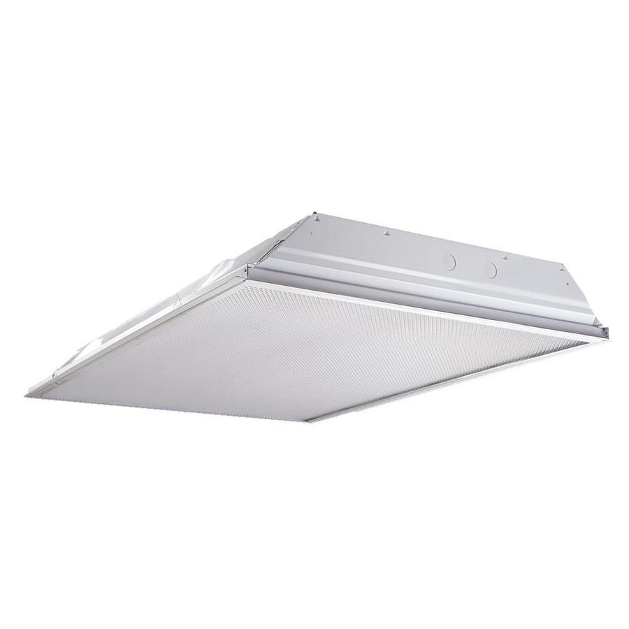 Metalux Troffer Shop Light (Common: 4-ft; Actual: 23.75-in x 46.75-in)