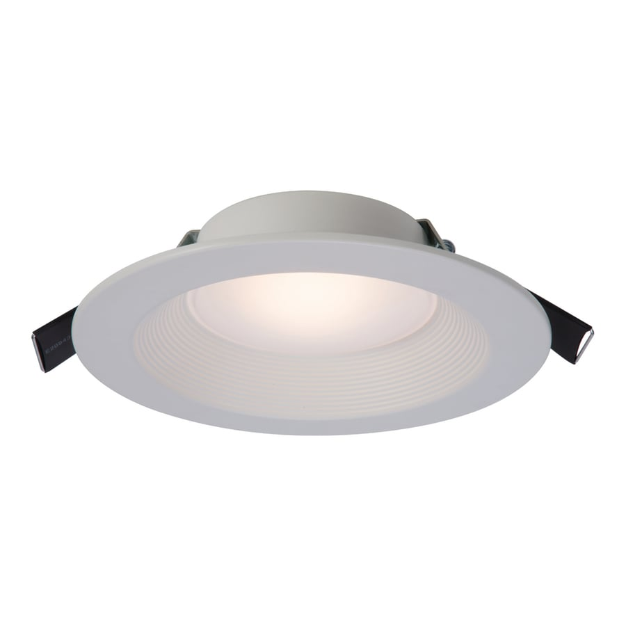 Halo 65-Watt Equivalent White Dimmable Canless Recessed ...