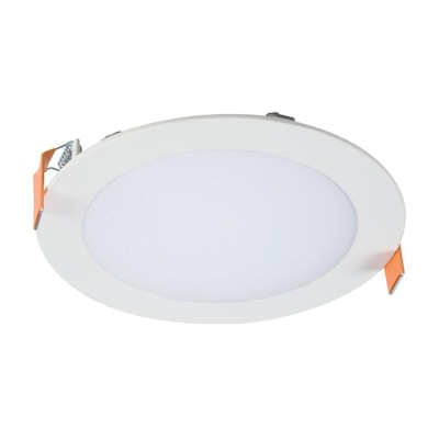 save off 9886d c3d01 65-Watt Equivalent White Dimmable Canless Recessed Downlight