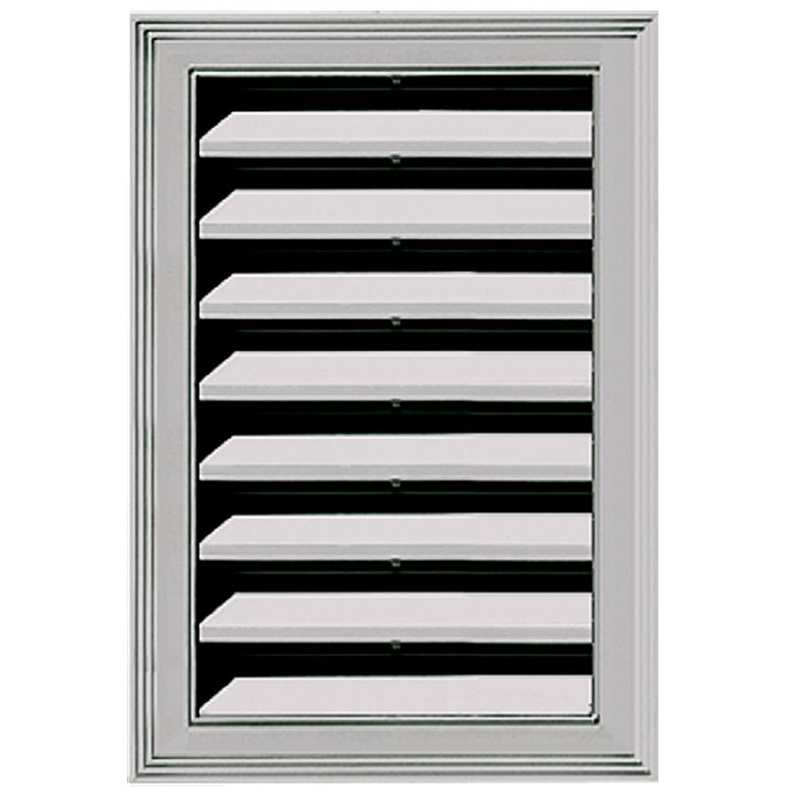 Builders Edge Gable Vent