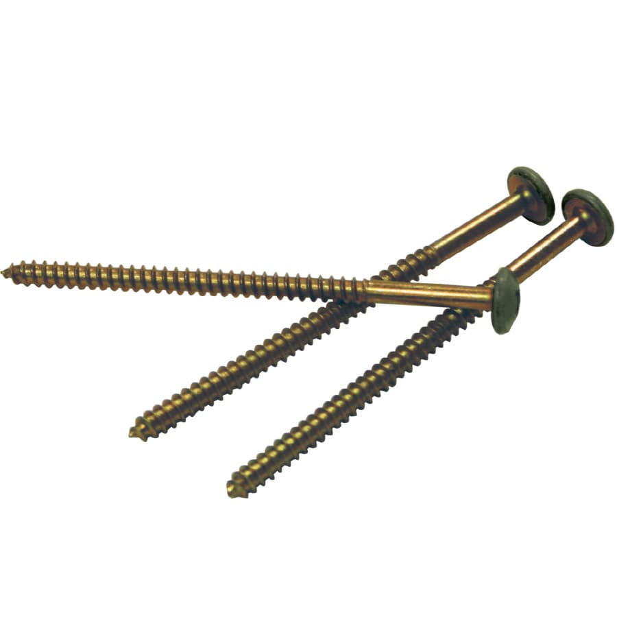 Vantage 12-Pack Exterior Shutter Screws