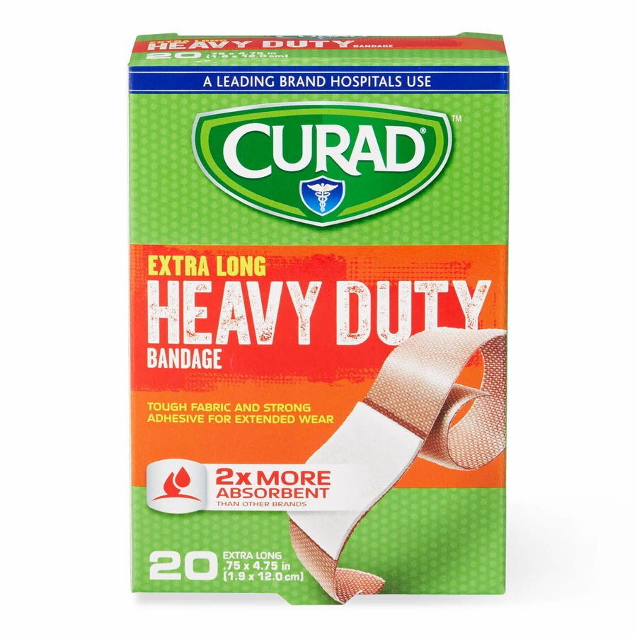 Curad Extreme Length Bandage