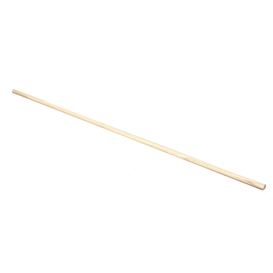 Madison Mill Round Wood Poplar Dowel (Actual: 96-in L x 1-in dia)