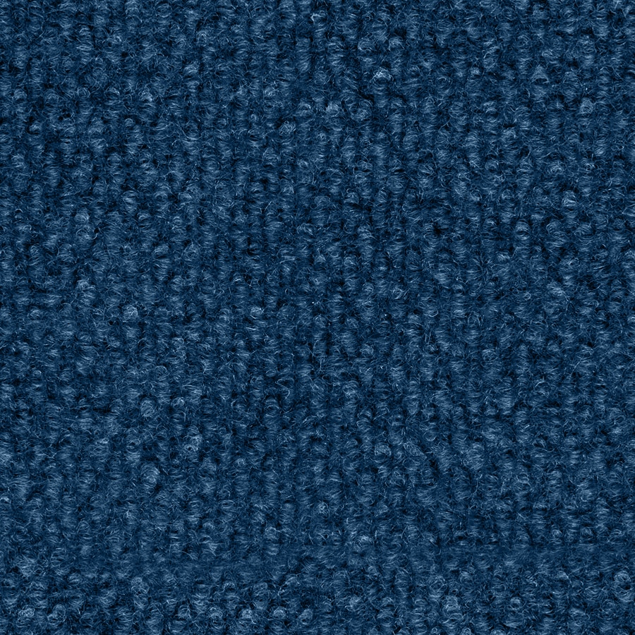 Select Elements 16-Pack 18-in x 18-in Blue Needlebond Adhesive-Backed Carpet Tile