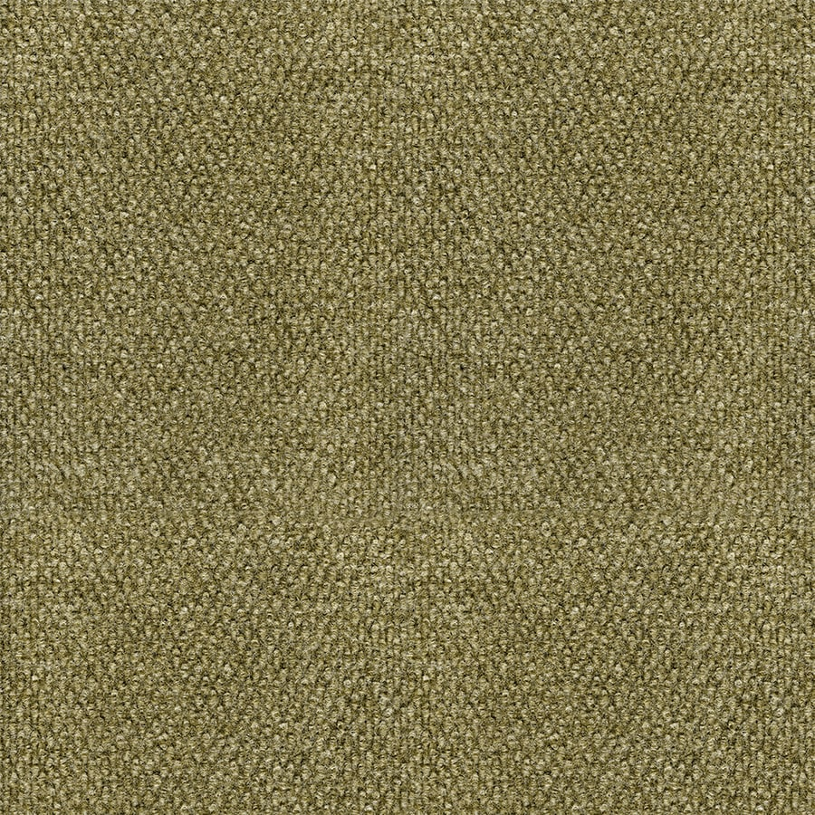 EcoRug Selectelements Taupe Rectangular Indoor/Outdoor Needlebond Area Rug (Common: 6 x 8; Actual: 6-ft W x 8-ft L)