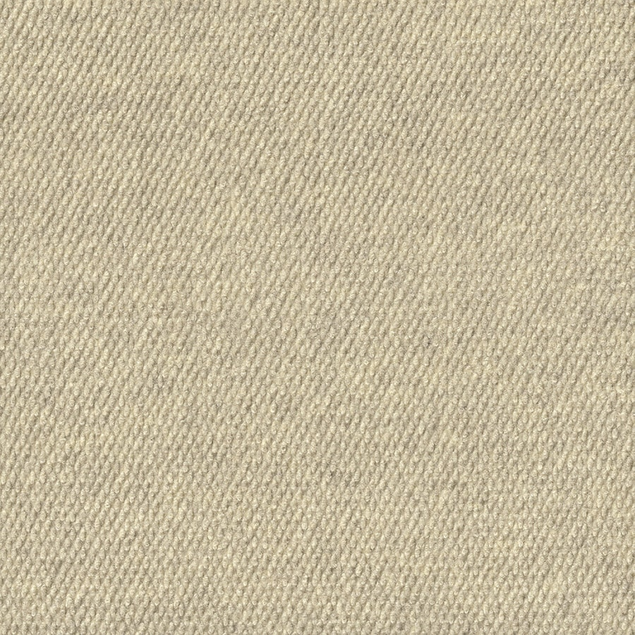 Shop Wallagrass 16 Pack 18 In Ivory Needlebond Peel And Stick Carpet