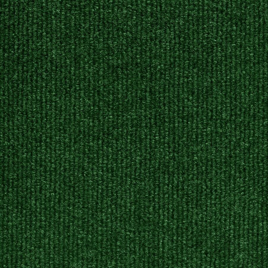 Select Elements Foster 12-ft W Heather Green Needlebond Interior/Exterior Carpet