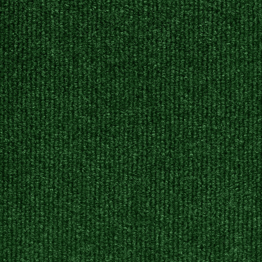 Select Elements 10-Pack 18-in x 18-in Heather Green Needlebond Adhesive-Backed Carpet Tile