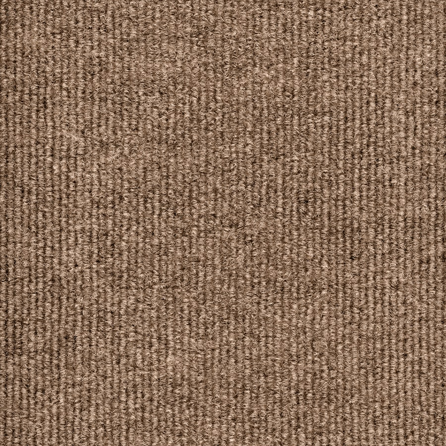 Select Elements 10-Pack 18-in x 18-in Almond Needlebond Peel-and-Stick Carpet Tile