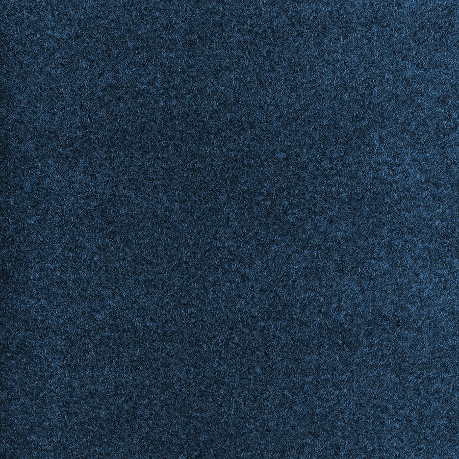 Select Elements Endure 12-ft W Blue Needlebond Interior/Exterior Carpet