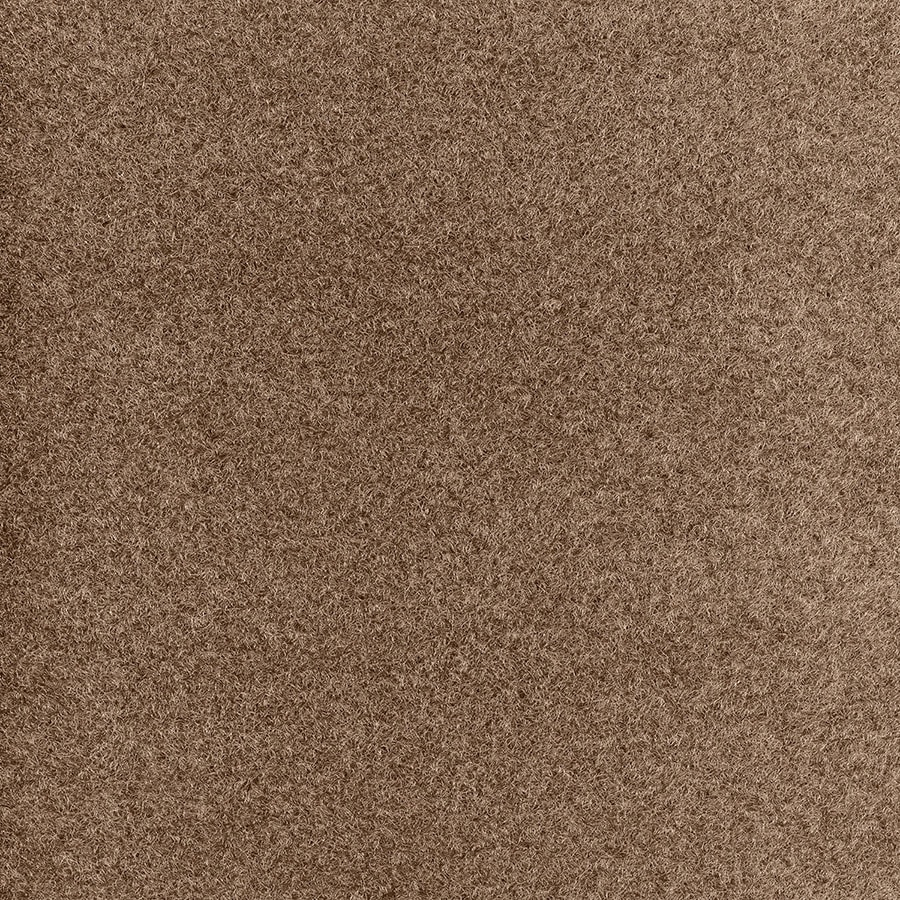 Select Elements 16-Pack 18-in x 18-in Chestnut Needlebond Adhesive-Backed Carpet Tile
