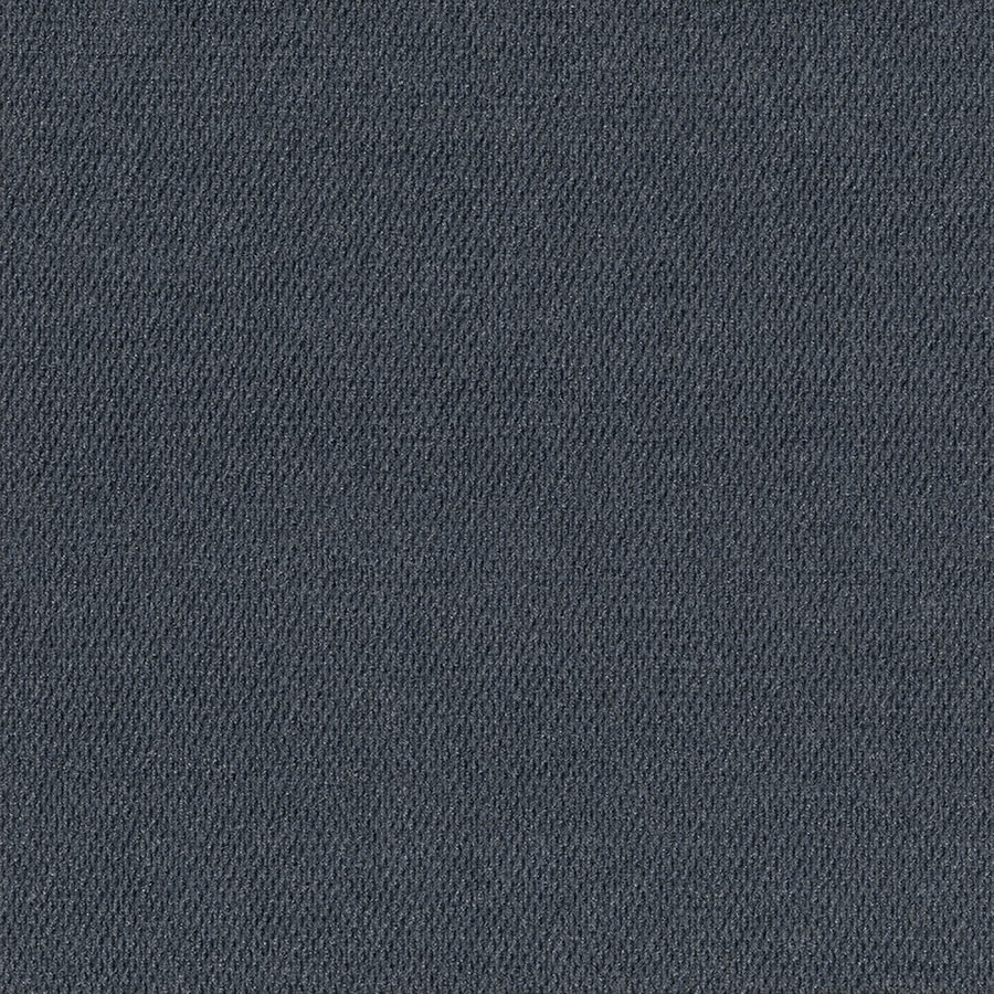 Pebble Path 15-Pack 24-in x 24-in Denim Indoor/Outdoor Needlebond Peel-and-Stick Carpet Tile