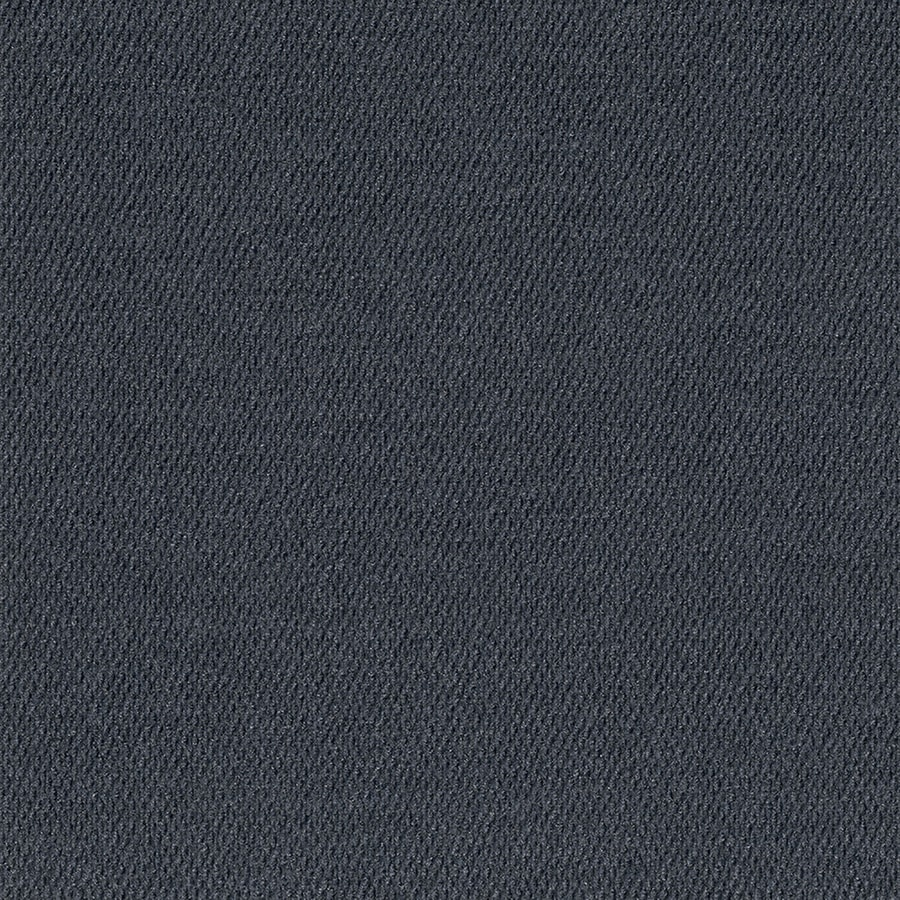 Pebble Path 15-Pack 24-in x 24-in Ocean Blue Needlebond Adhesive-Backed Carpet Tile
