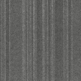 New Age 15-Pack 24-in Sky Grey Needlebond Peel and Stick Carpet Tile