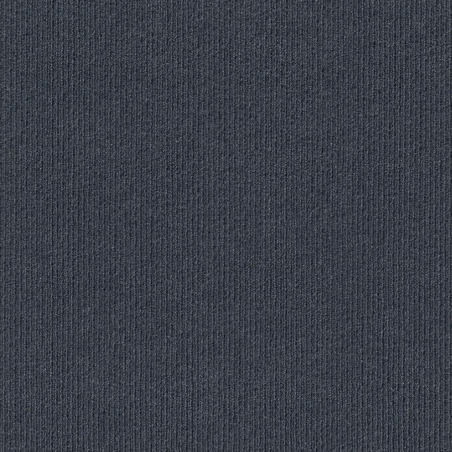 Vanguard 15-Pack 24-in x 24-in Denim Needlebond Peel-And-Stick Carpet Tile