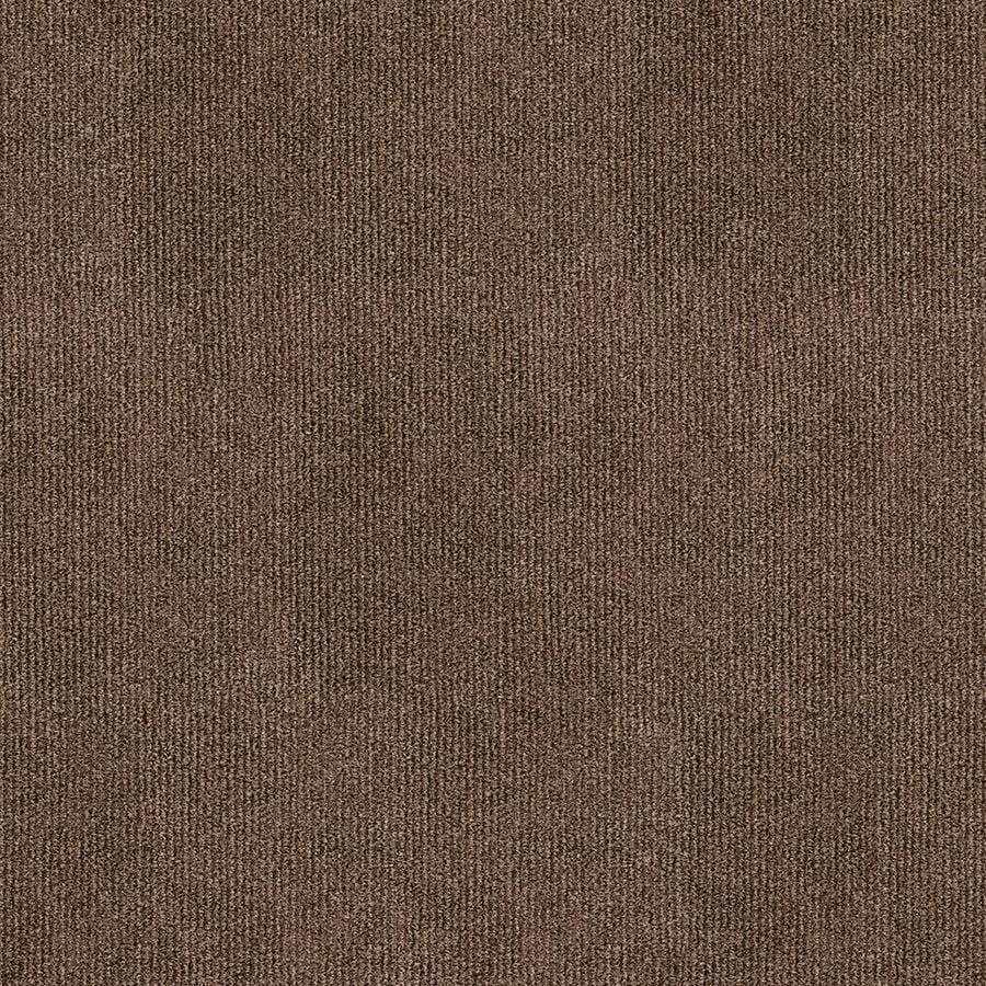 Home and Office Grassland 12-ft W x Cut-to-Length Chestnut Needlebond Interior/Exterior Carpet